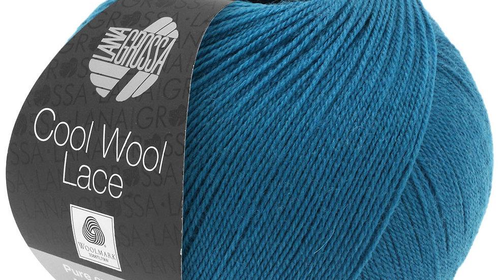 Cool Wool Lace   04 - Dunkelpetrol