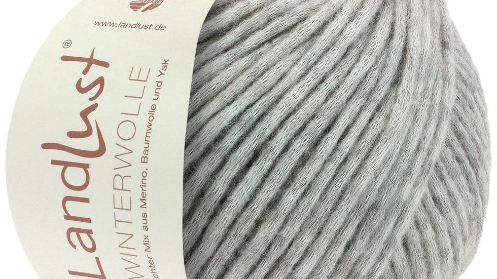 Landlust Winterwolle | 09 - Hellgrau