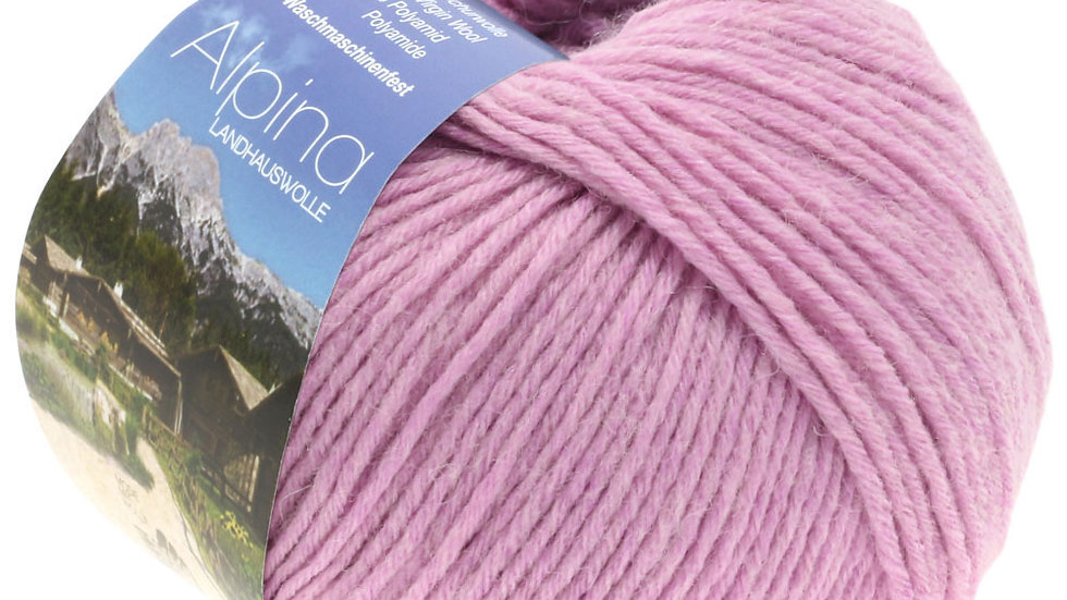 Alpina Landhauswolle   36 - Rosa
