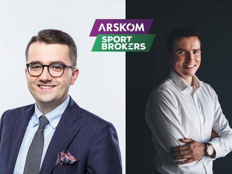 Rafał Romaniuk współwłaścicielem grupy Arskom, Marek Buklarewicz prezesem