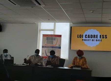 Le Sénégal lance son processus d'élaboration de la loi cadre sur l'ESS