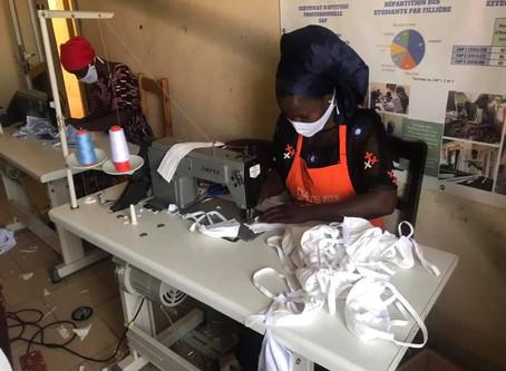 ONG Alphadev dans le département de Pikine (Dakar) : Des masques pour les populations vulnérables