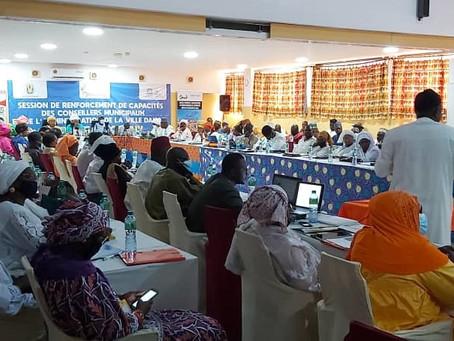 ESS : La Ville de Dakar et le RACTES  renforcent les capacités des élus locaux !