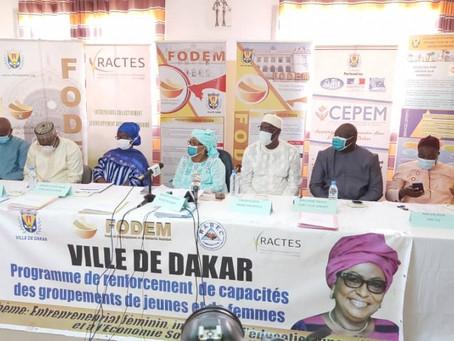 Mise en œuvre de l'économie sociale et solidaire : Le Sénégal, pionnier selon Mme le maire de Dakar