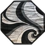 octagonal area rug