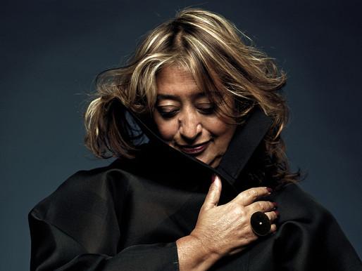 ARCHITECTURE'S LEADING LADY: the legacy of Zaha Hadid