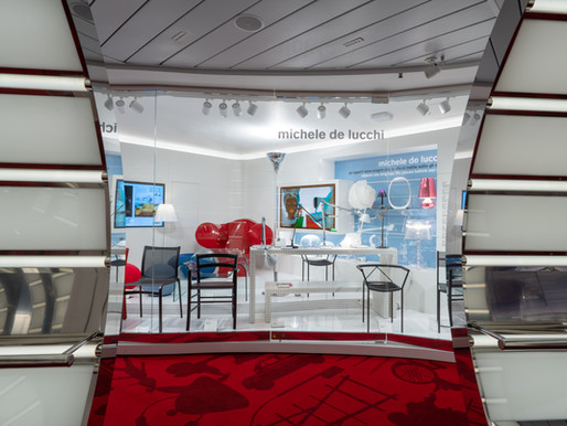 ADAM TIHANY'S CoDe: the world's first floating design museum