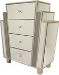 art deco drawer chest