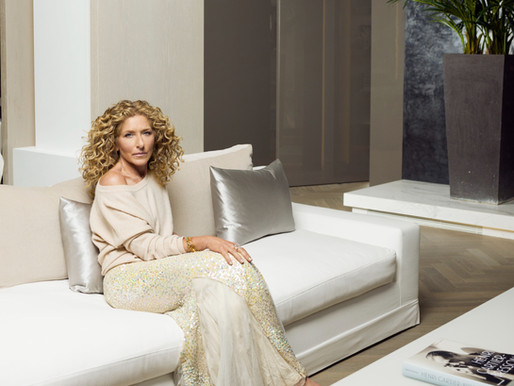 HOME TOUR: Kelly Hoppen's private residence