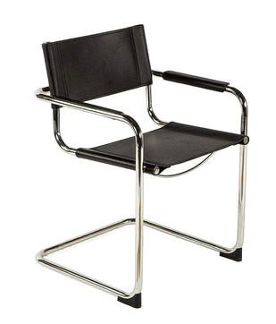 france & son bauhaus cantilever arm chair $454 franceandson.com