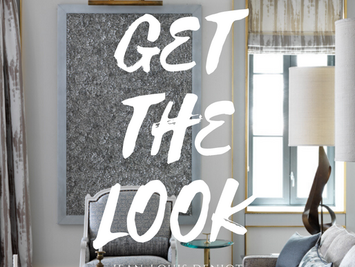 """MASTER CLASS: a conversation with  design celeb Jean-Louis Deniot, and how to """"Get The Look"""""""
