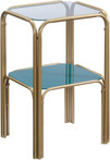 2-tier accent table