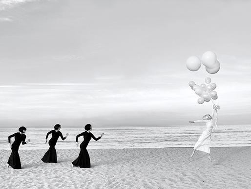 KEEPING IT SURREAL: photographer Marjorie Salvaterra's bizarre, beautiful body of work