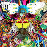 PSYCHEDELIC TRIP: the award-winning art of Eli Sudbrack and avaf