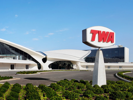 CATCH IT IF YOU CAN: The TWA Hotel