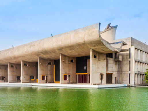 THE GREAT DEBATE: Le Corbusier's Chandigarh
