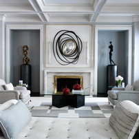 HOME TOUR: a Fifth Avenue NYC apartment by Jean-Louis Deniot