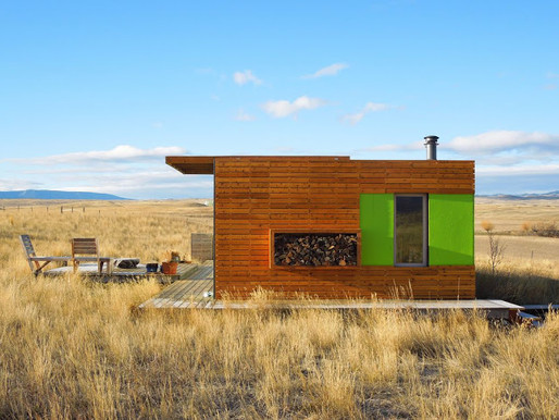 PRECIOUS CARGO: the latest in shipping container homes