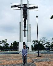 Hoy tuve la oportunidad de visitar Crist