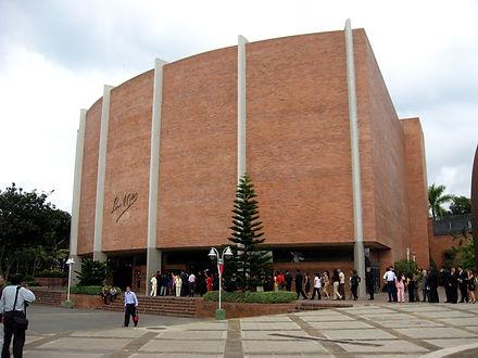 Auditorio Luis A. Calvo UIS