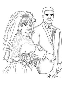 50th Anniversary illustration