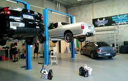 diy garage perth hoist hire