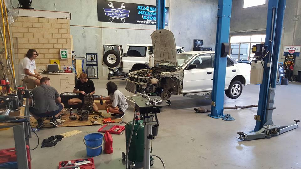DIY Garage Malaga