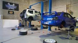 diy garage malaga 2