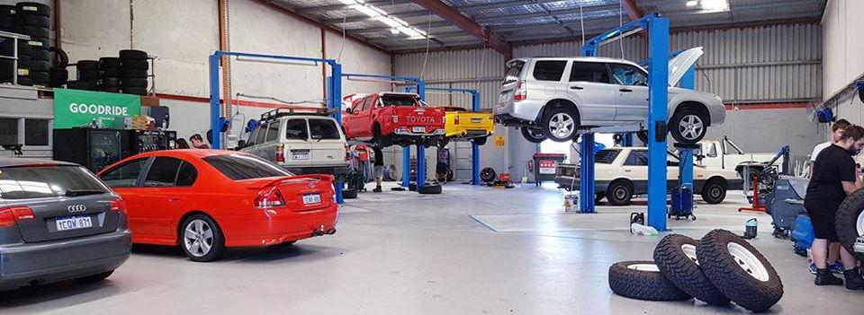 DIY Garage Malaga WA