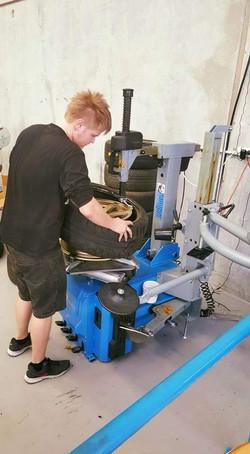 DIY Garage Malaga - Mechanical servi