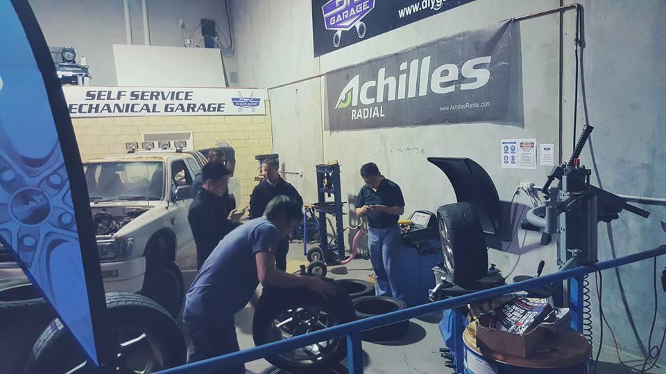 DIY Garage WA