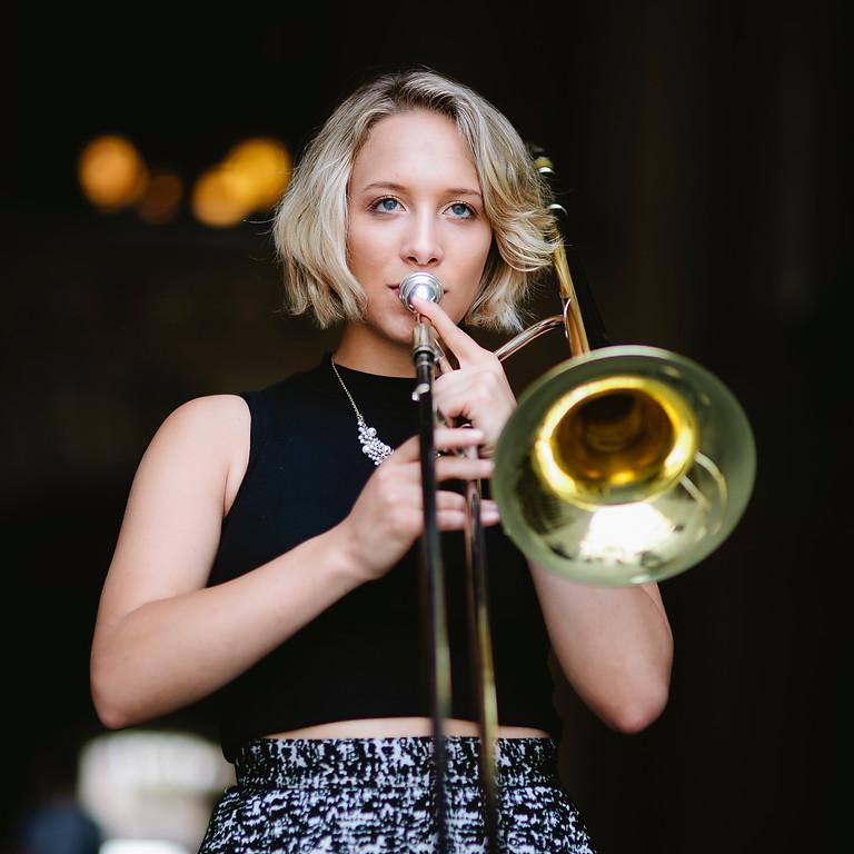 The Hailey Brinnel Quartet at Chris' Jazz Cafe