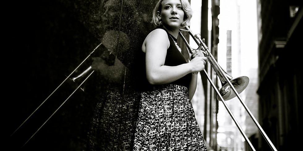 The Hailey Brinnel Quartet at Sassafrass