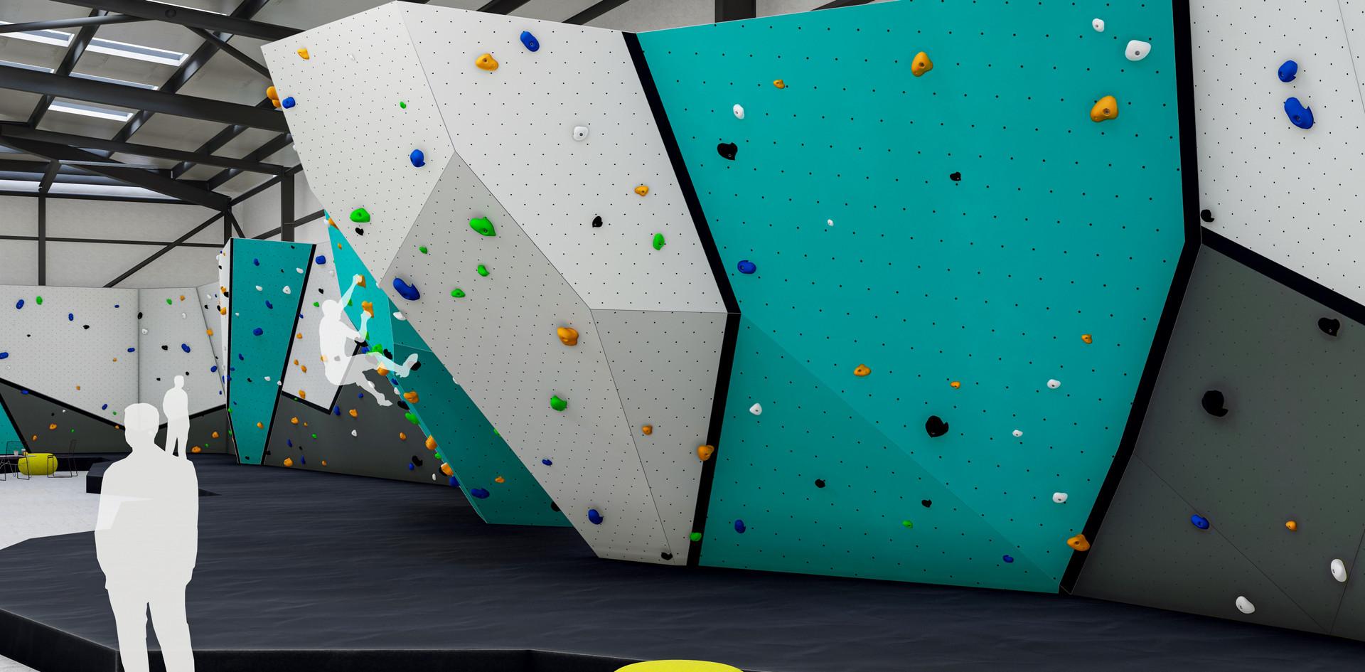 Roc-Bloc Buldering Gym