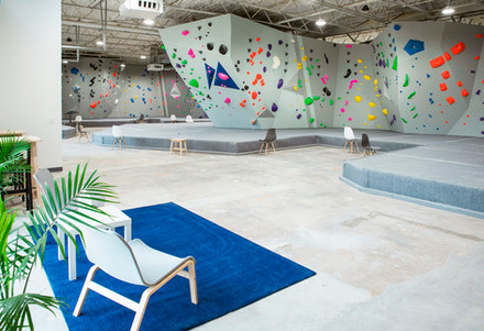 Bouldering Gym USA