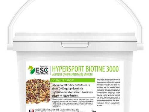 HYPERSPORT BIOTINE 3000 - ESC Laboratoire