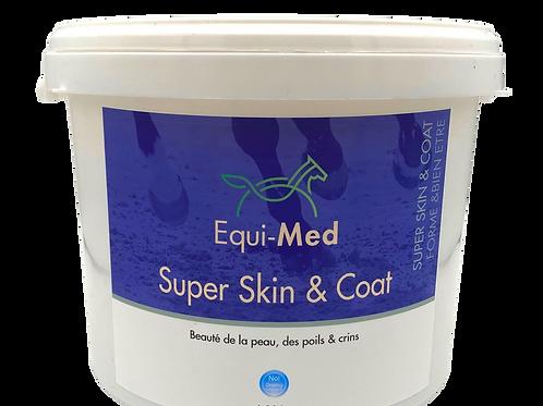 SUPER SKIN & COAT EQUI-MED