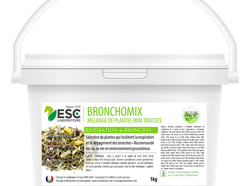 BRONCHOMIX ESC Laboratoire