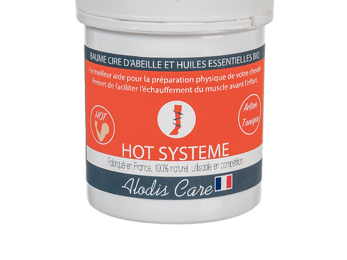 HOT SYSTEME Alodis Care