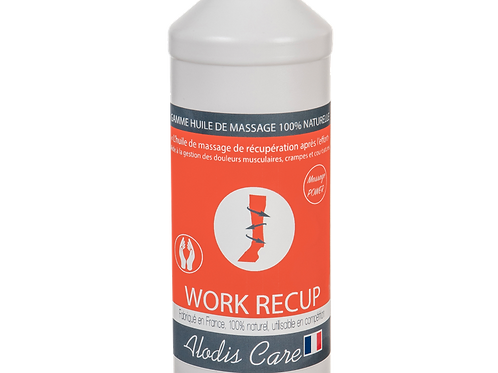 WORK RECUP Alodis Care