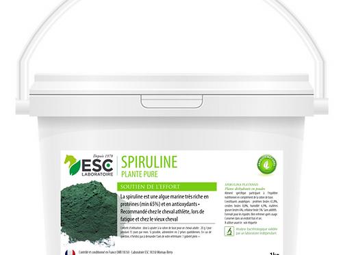 SPIRULINE ESC Laboratoire