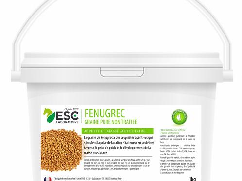 FENUGREC ESC Laboratoire