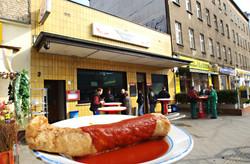 Berlin Curry Wurst