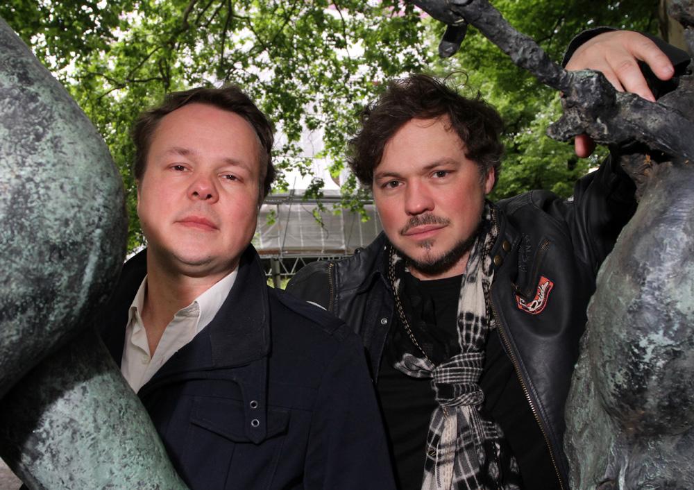 Friedemann und Hagen Matzeit