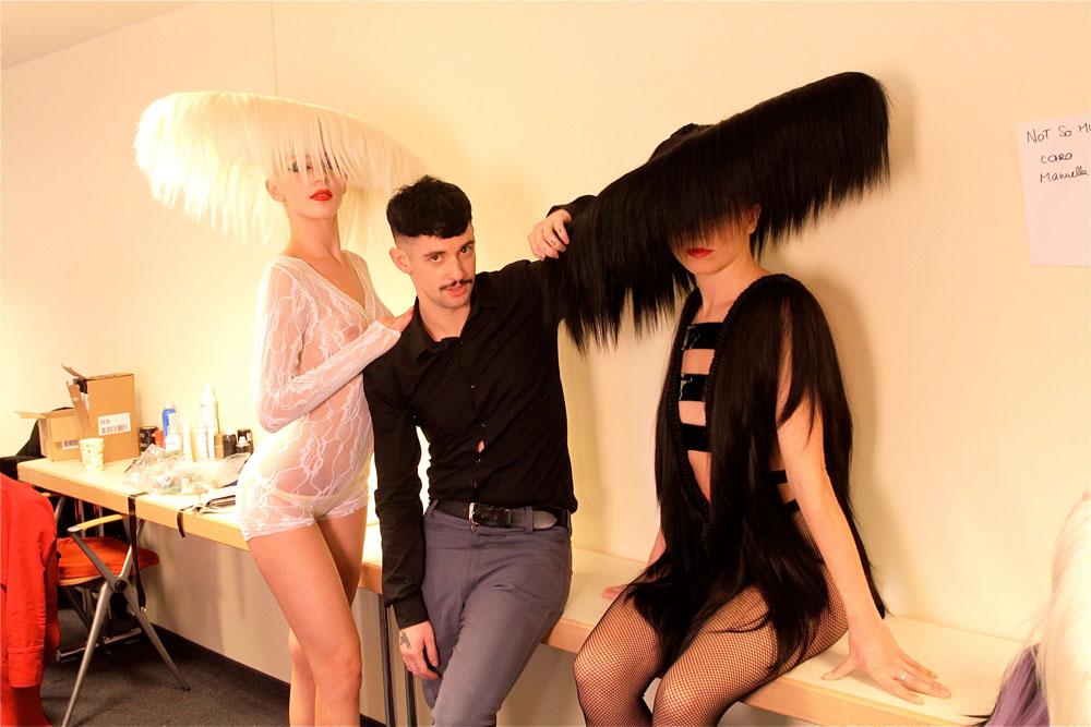 Charlie Le Mindu Hairstylist