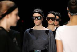 Model Fashion Week