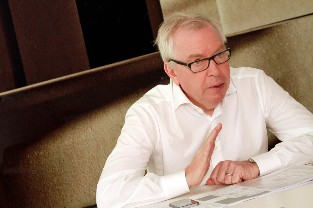 David Chipperfield Architect