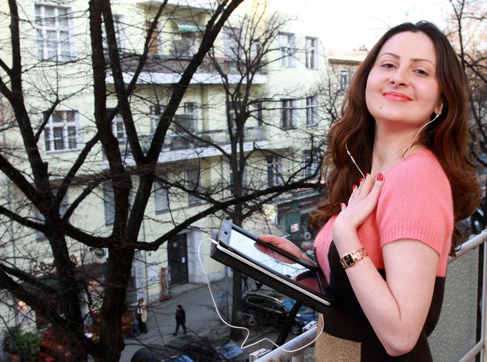 Elena Tsallagova Singer