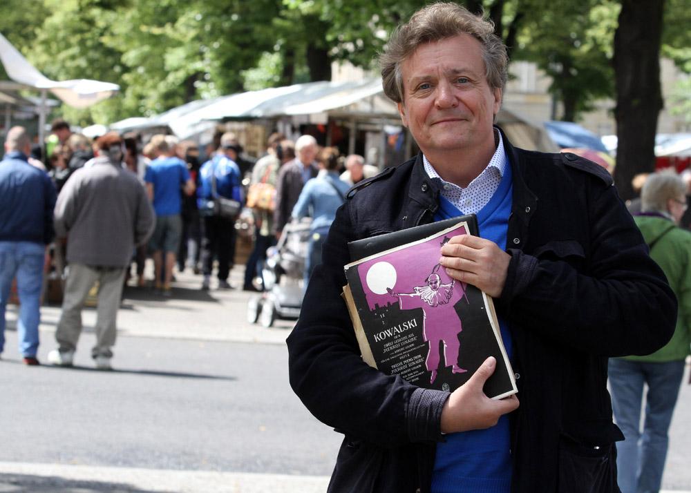 Jochen Kowalski Singer