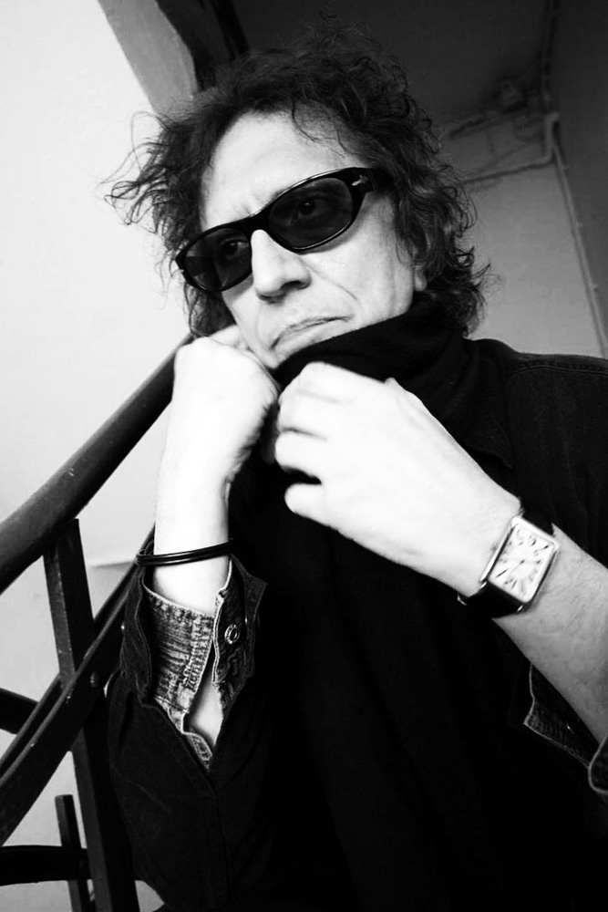Mick Rock Rockstar Photographer